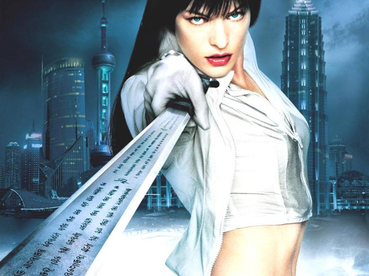 Milla Jovovich en Ultraviolet