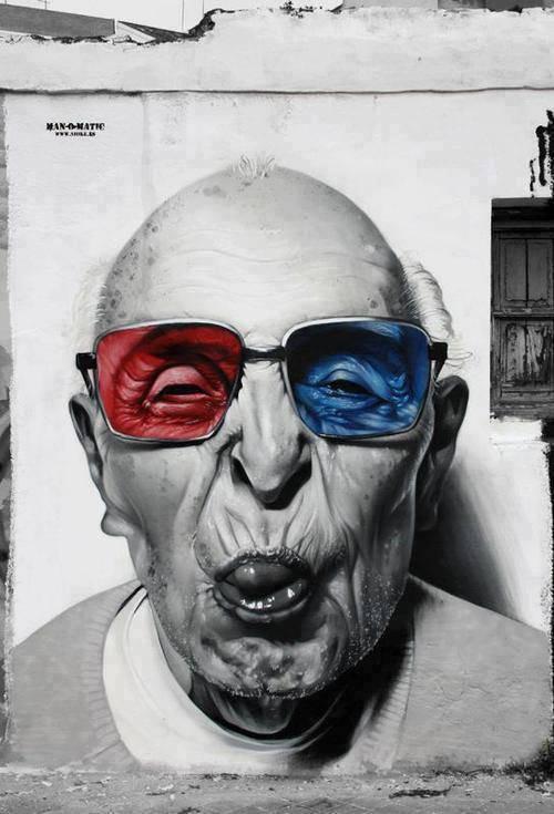 graffiti de man-o-matic