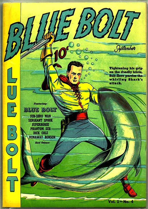 museo-del-comic-blue-bolt