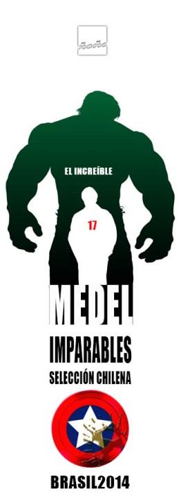 afiche-gary-increible-medel-hulk-seleccion-chile