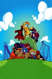Skottie-Young-avengers-niños-age-ultron