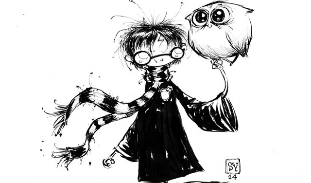 Skottie-Young-harry-potter