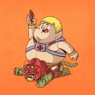 gordo-alex-solis-he-man-cringer-battlecat