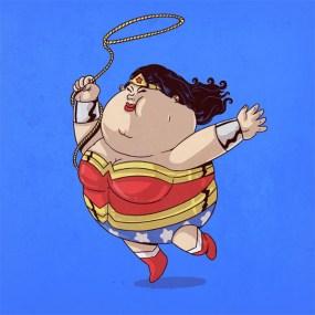 gordo-alex-solis-mujer-maravilla