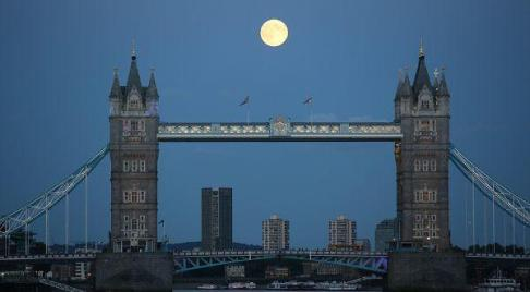 super-luna-londres