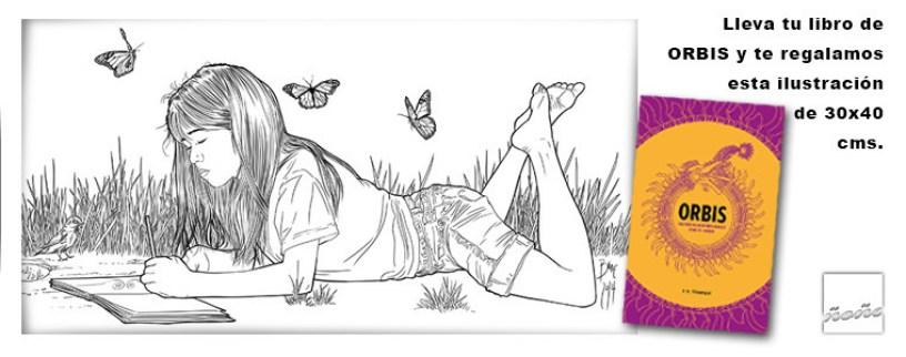 adv-regalo-orbis-ilustración-inedita