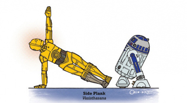 androide-c3-po-r2-d2-yoga-star-wars