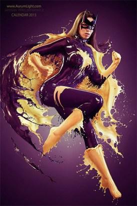 fotografia-superheroina-batichica-calor-refrescante-escultura-liquida