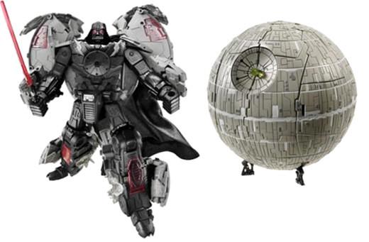 juguete transformers-darth-vader-estrella-de-la-muerte