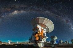 observatorio ALMA - desierto de Atacama