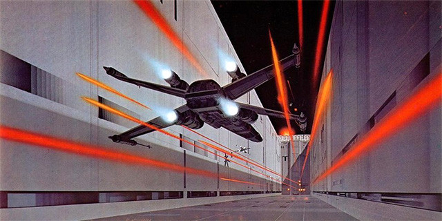 ilustracion-trilogia-original-star-wars-ralph-mcquarrie-10