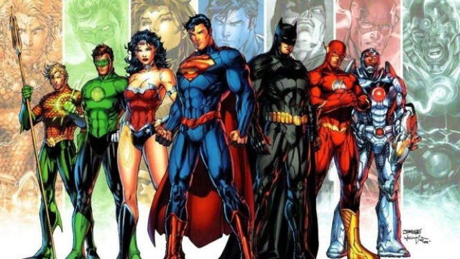 historia de la editorial DC Comics