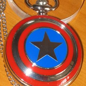 reloj capitan américa