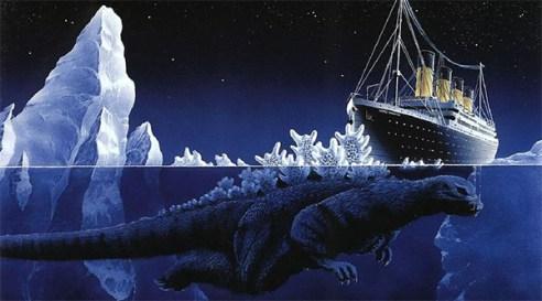 godzilla-gojira-vs-titanic-fan-art