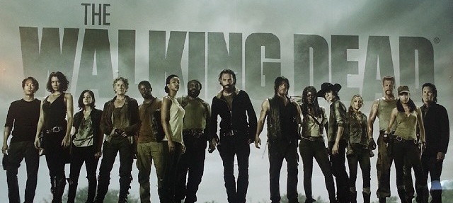 personajes de the walking dead