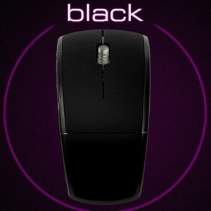 mouse-inalambrico-plegable-negro