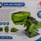 Robot solar transformable