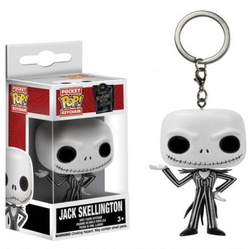 Llavero Jack Skeleton