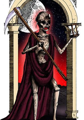 Heraldo de muerte