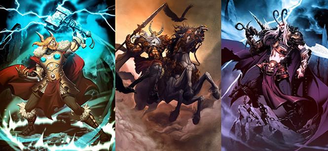 dioses-nordicos-thor-odin-loki