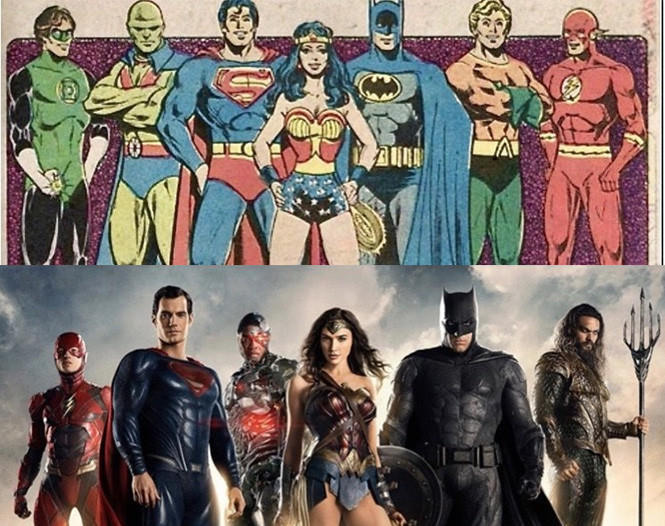 La Liga de la Justicia - Justice League of America