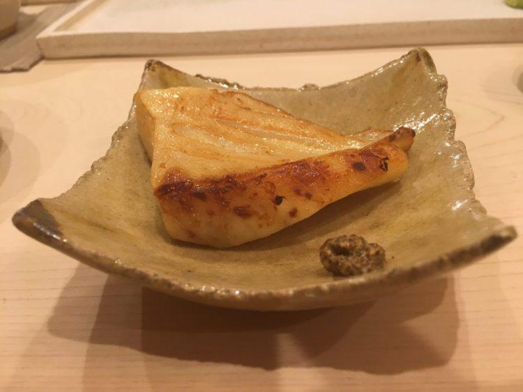 マナガツオの西京焼き