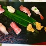 お店と出張寿司は何がどう違うのか?8名様箱根別荘出張寿司職人価格