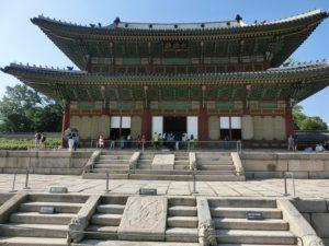昌徳宮(韓国)