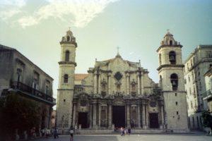 ハバナ旧市街と要塞(キューバ)