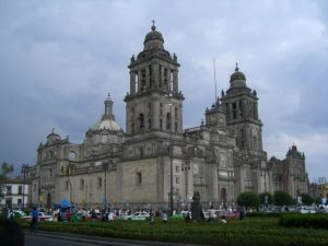 メキシコシティ歴史地区とソチ・ミルコ(メキシコ)
