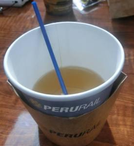おいしいペルーの飲み物 マテ茶&コカ茶