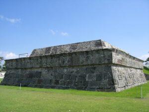 ソチカルコの古代遺跡群(メキシコ)