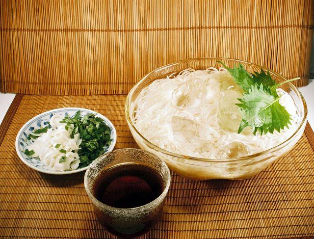 七夕 食べ物