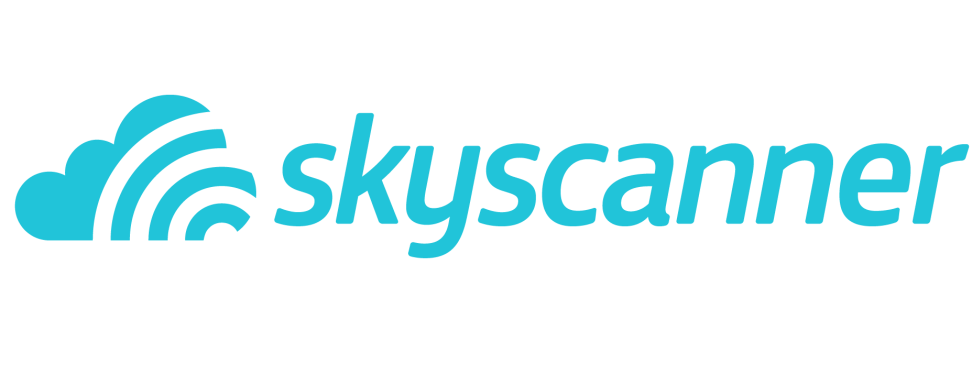 「skyscanner ロゴ」の画像検索結果