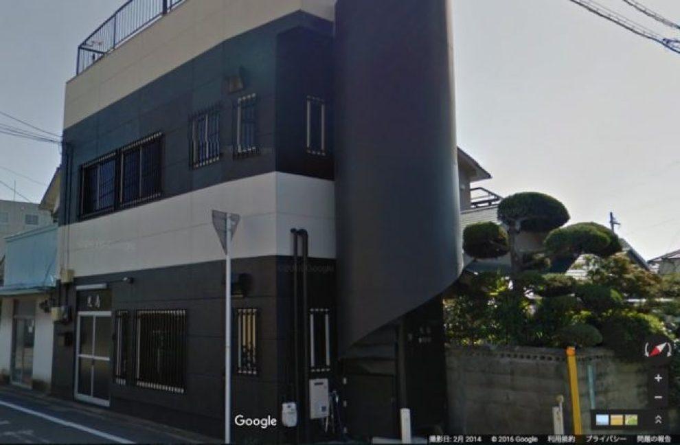 秋良連合会内兵藤会本部事務所