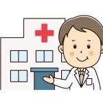 健康_病院と先生