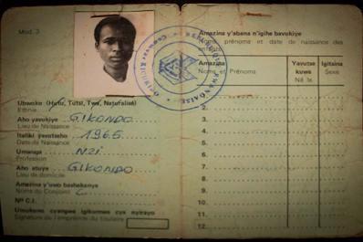 Carnet Ruanda genocidio etnia