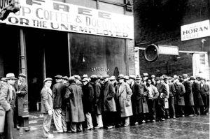 Crisis económica Segunda República