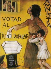 elecciones 1936 Segunda República cine