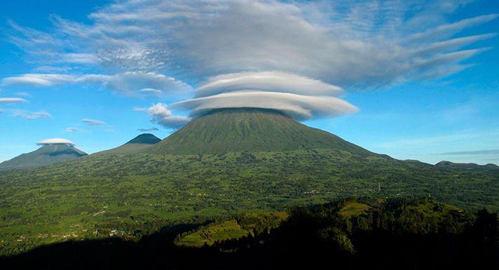 Paisaje Ruanda