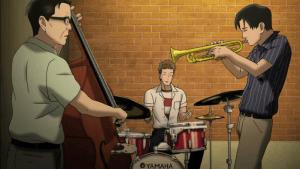 animes música músicos en el cine