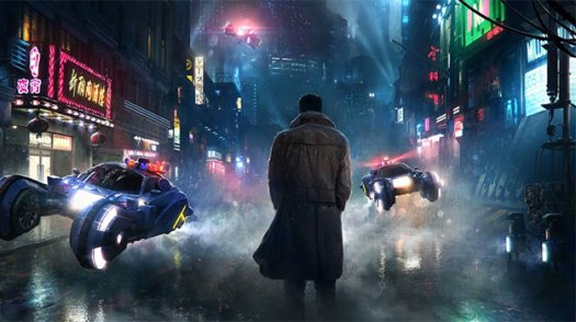 cyberpunk blade runner cine