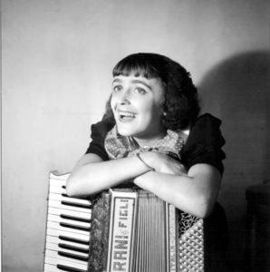 Édith Piaf de niña películas