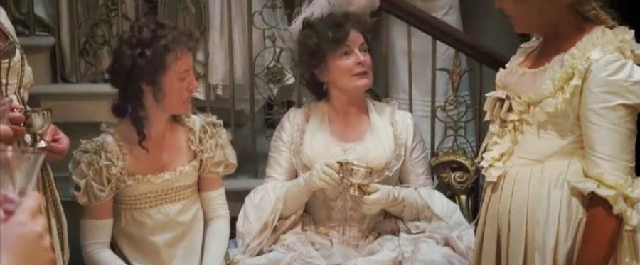 mrs bennet-imprudencia-baile