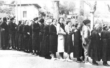 mujeres voto segunda república cine