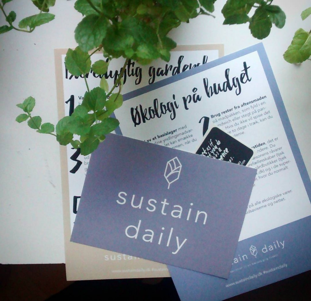 Sustain Daily