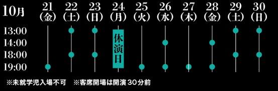刀ミュ大阪公演