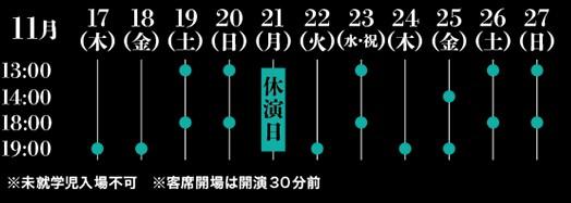 刀ミュ東京凱旋公演