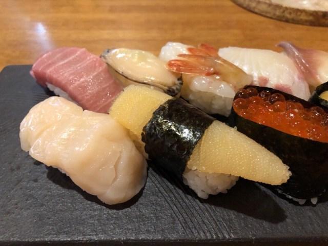 リーズナブルな金額というのは本当か?岩内の寿司を食べてみました