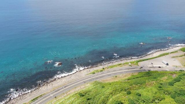 積丹ブルー時期のおすすめ!岩内町の海とアクティビティ